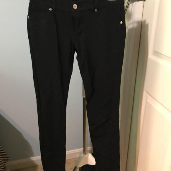 f8f4ebdab901c Shinestar Pants | Juniors Leggings Black Jean Style Size M | Poshmark